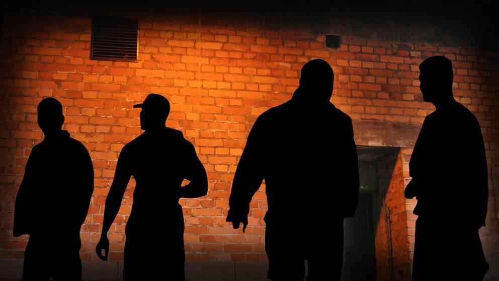 """2c478e55a053 Tre män döms till fängelsestraff: """"Haft tung roll i brottsligheten ..."""