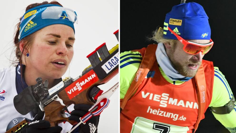 Elisabeth Högberg och Torstein Stenersen.