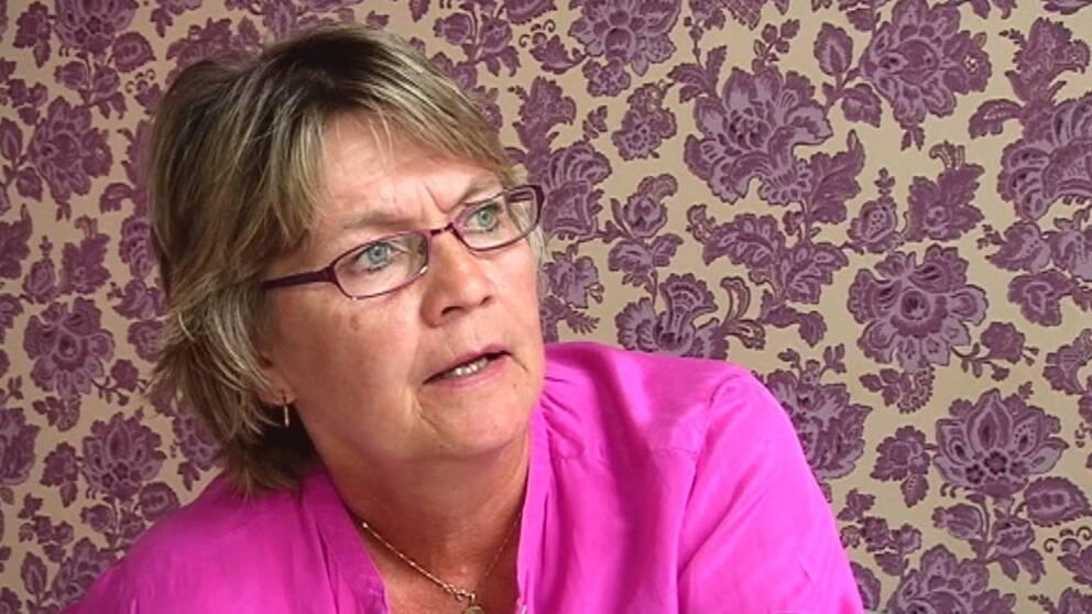 Yvonne Sandberg-Fries går till Miljöpartiet.