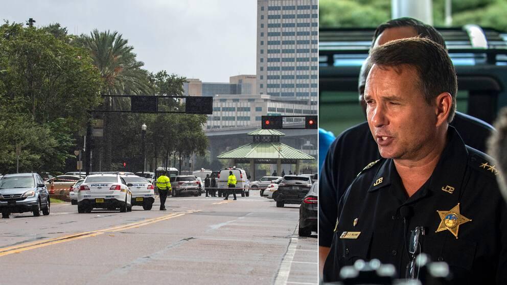 Mike Williams, sheriff i Jacksonville