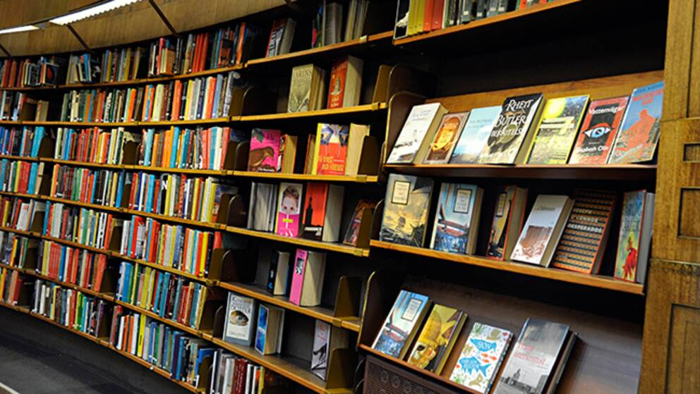 Stockholms stadsbibliotek.
