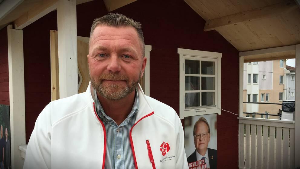 Magnus Jonsson (S), kommunalråd i Ockelbo kommun