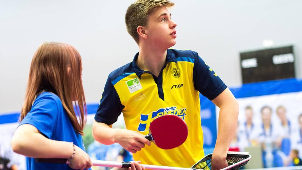 16-årige Truls Möregårdh är uttagen till EM.