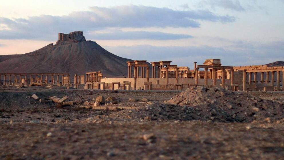 Fornstaden Palmyra