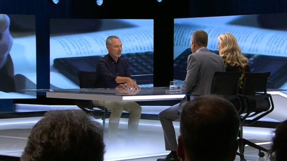 Jan Björklund (L) frågas ut direkt i SVT.