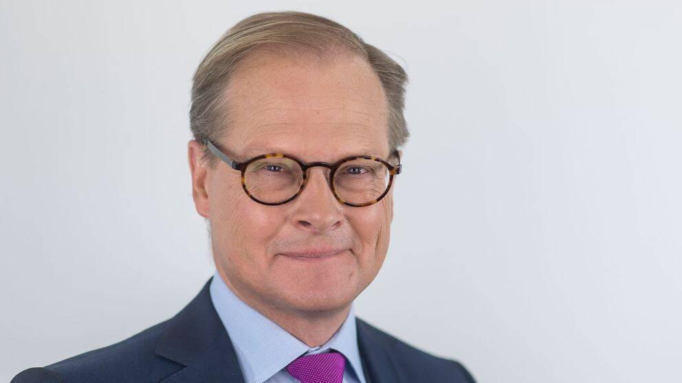 SVT:s Mats Knutson.