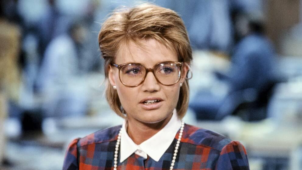 Ann-Britt Ryd Pettersson 1987.