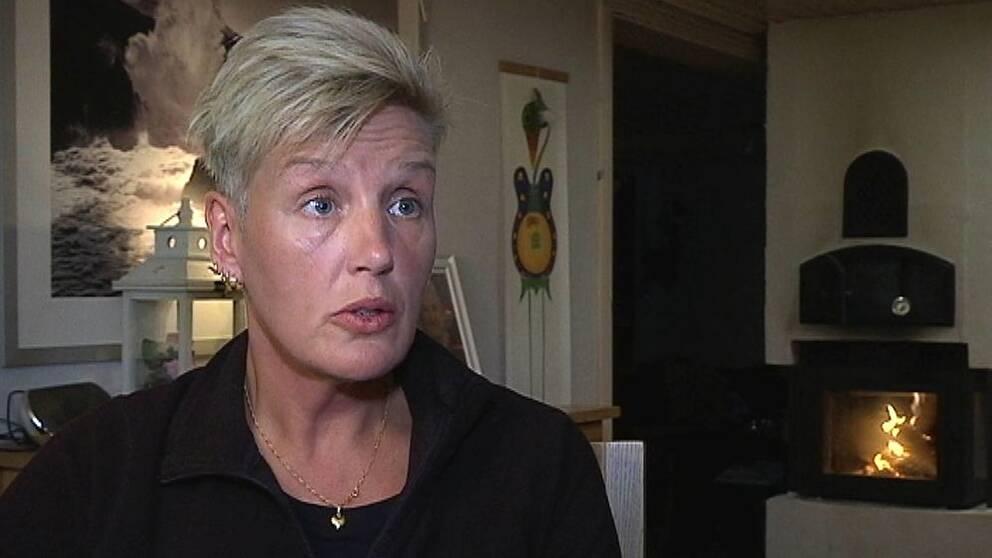 Catrin Eliasson, liberal kommunpolitiker i Sundsvall.