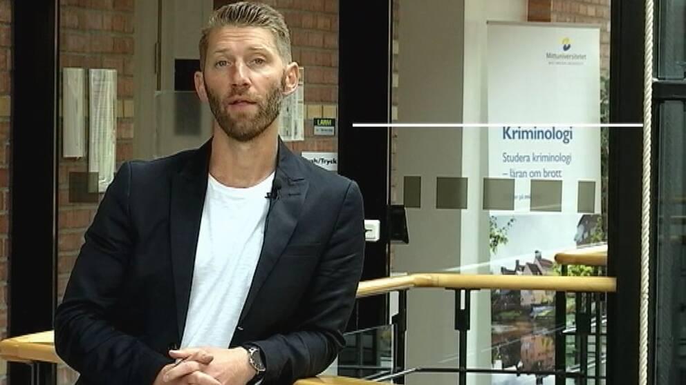 Niklas Bohlin, statsvetare vid Mittuniversitet.