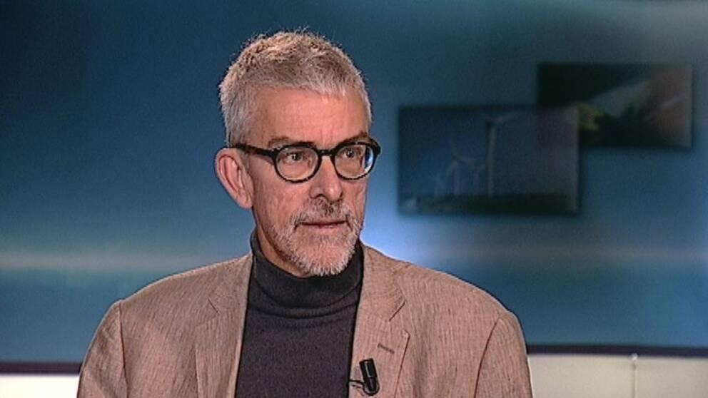 Lars Nord, statsvetare och professor vid Mittuniversitetet.