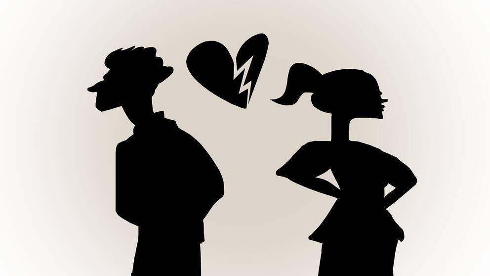 Enligt experten gäller det att acceptera din partners åsikt.