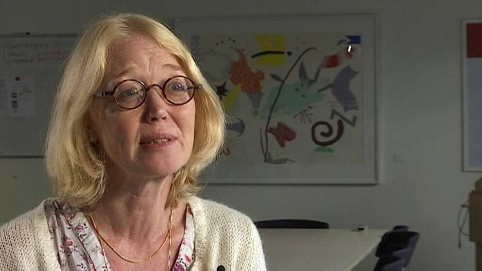 Anna Gezelius, samordnare Språkrådet
