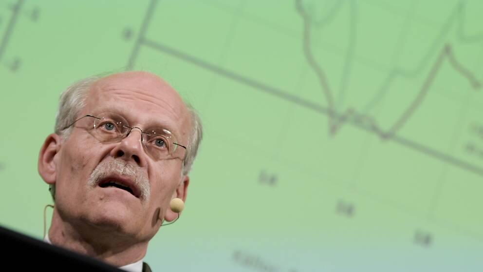 Riksbankschef Stefan Ingves