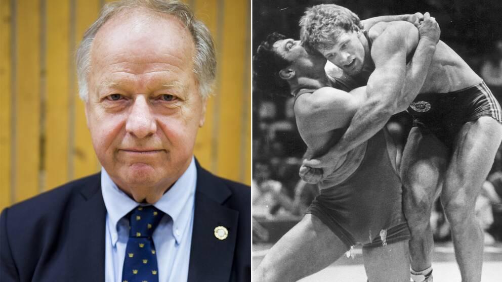 Jan Kårström kommenterade VM-guldet 1977.