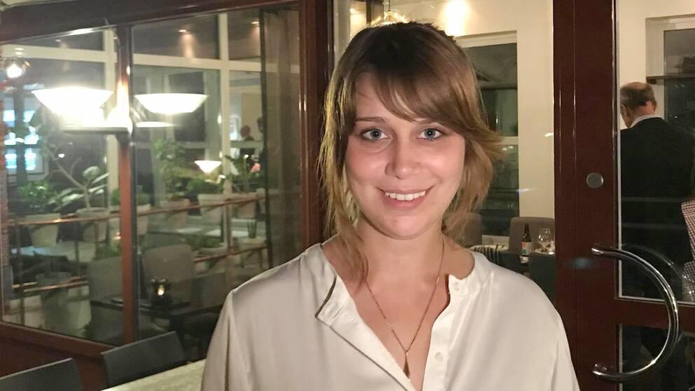 Sofia Hallgren Remnert (L)