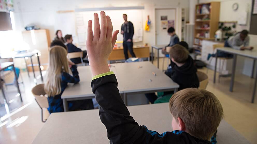 555f2750 Skolinspektionen: Därför misslyckas svenska elever | SVT Nyheter