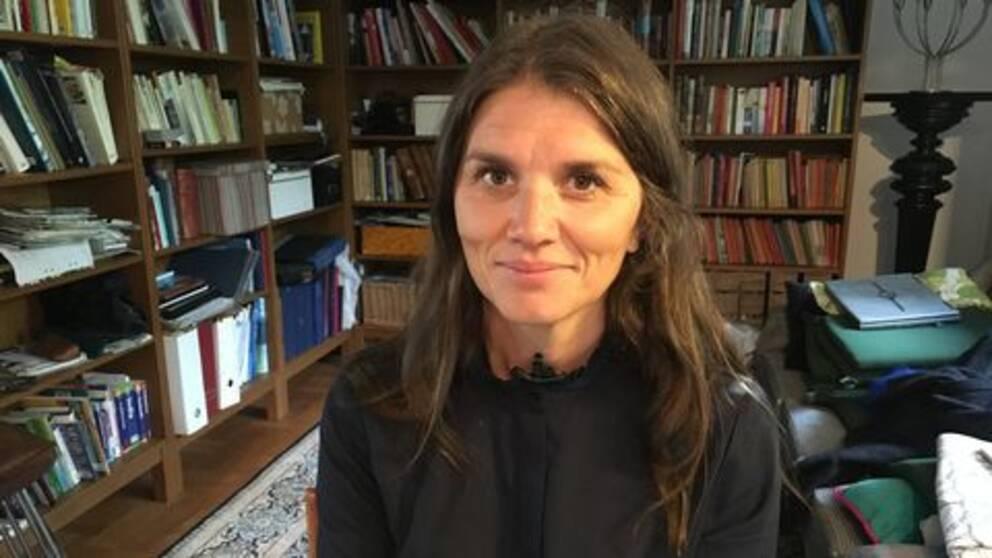 Statsvetaren Jenny Madestam.