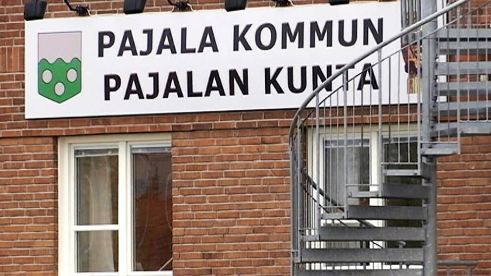 Pajala kommunhus