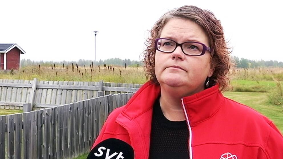 Socialdemokraten Ulrica Hammarström, nytt kommunalråd i Pajala