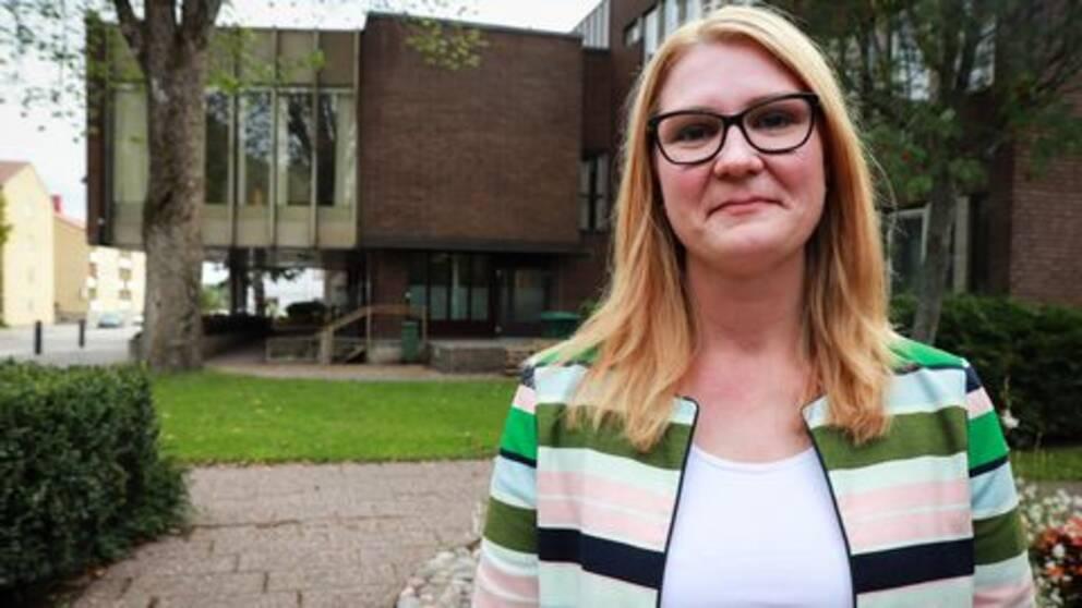 Sara Sjödal, Centerpartiet, Tierp