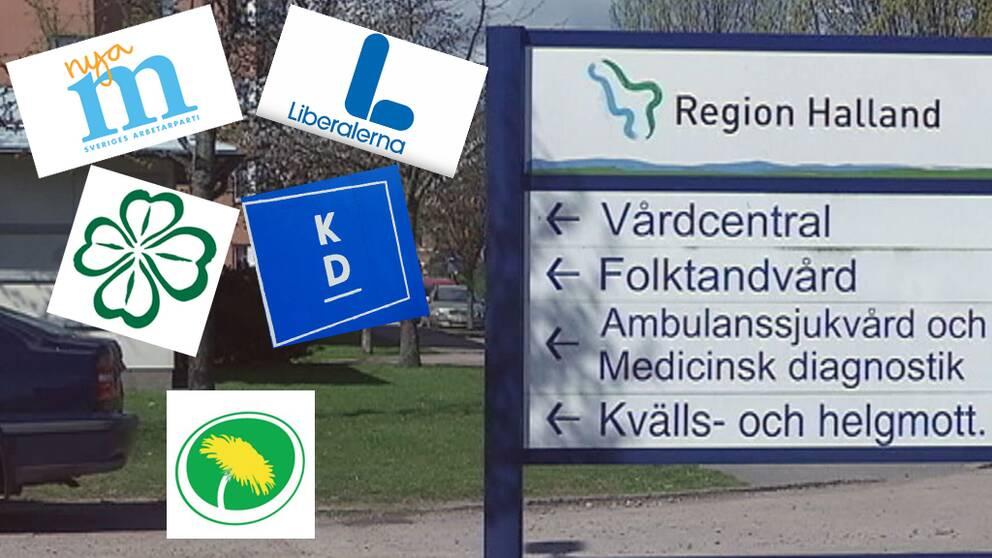 Region Halland har sedan valet 2014 styrts av Alliansen och Miljöpartiet.