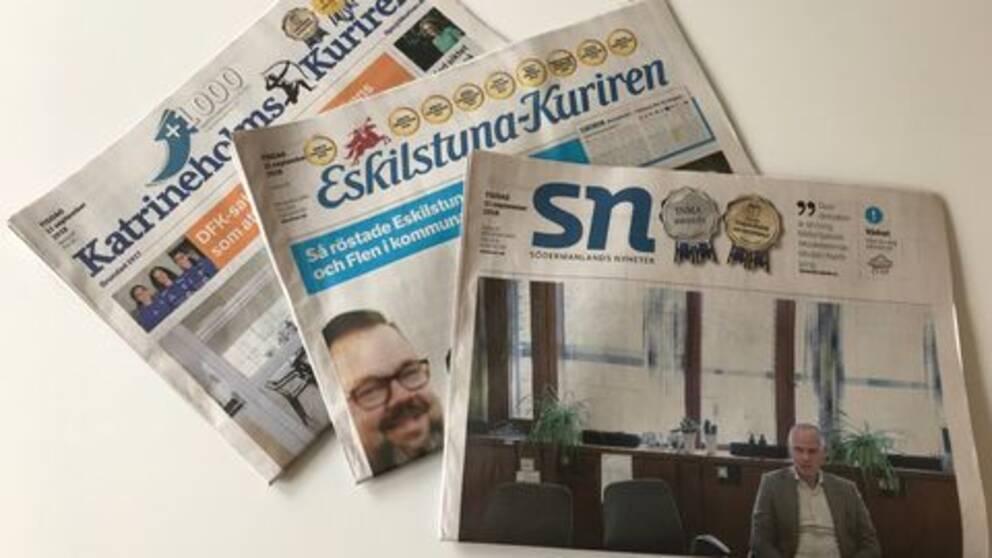 katrineholms kuriren nyheter
