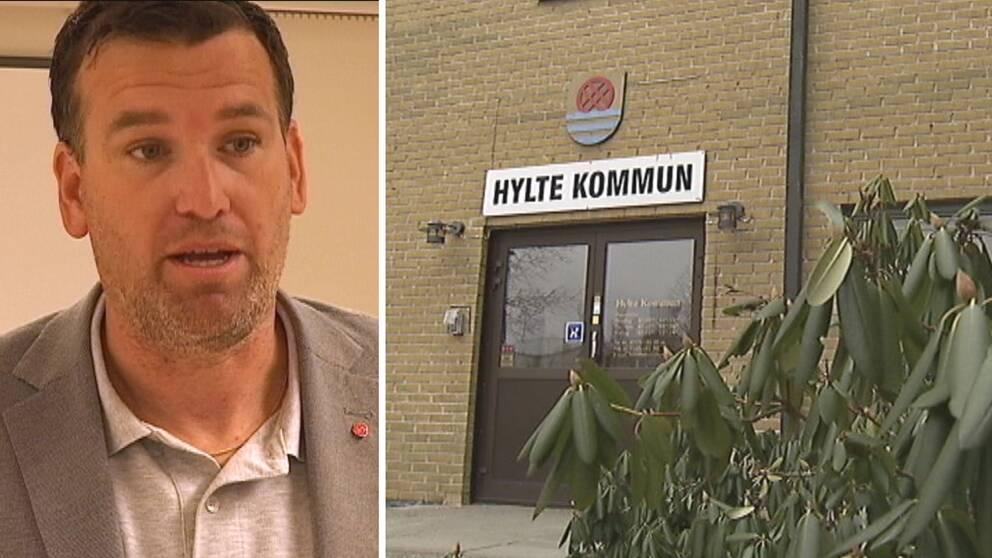 Ronny Löfquist (S) är kommunstyrelsens ordförande i Hylte.