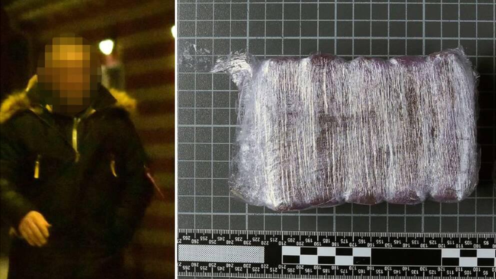 Fem atalas for grova narkotikabrott