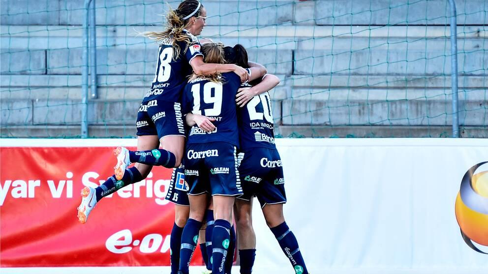 Linköping är nära åttondelsfinalen.