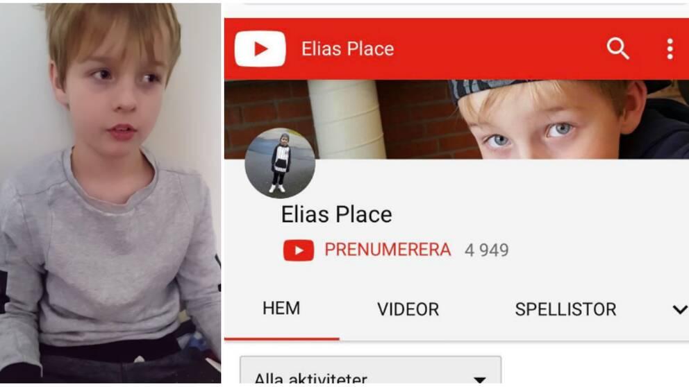 """Elias retades för sin """"lilla"""" Youtubekanal – men efter en succéartad helg kommer han tillbaka som skolans största influencer med över 5.000 följare."""