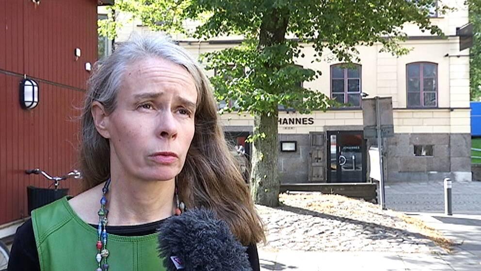 Maria Sundqvist, chef på Skolinspektionen i Linköping.