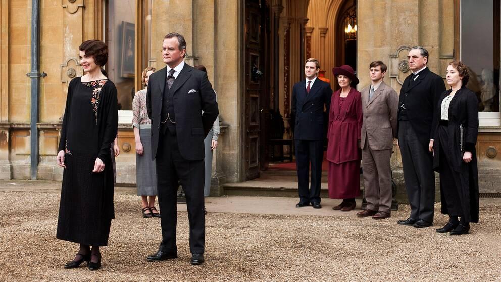 Bekräftat! Downton Abbey blir långfilm | Baaam