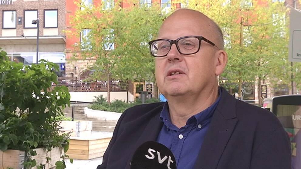 Centerpolitikern Bosse Svensson.