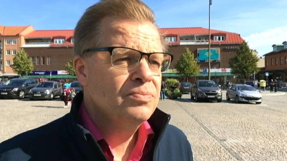 Per-Ola Mattsson (S) är kommunstyrelsens ordförande i Karlshamn.