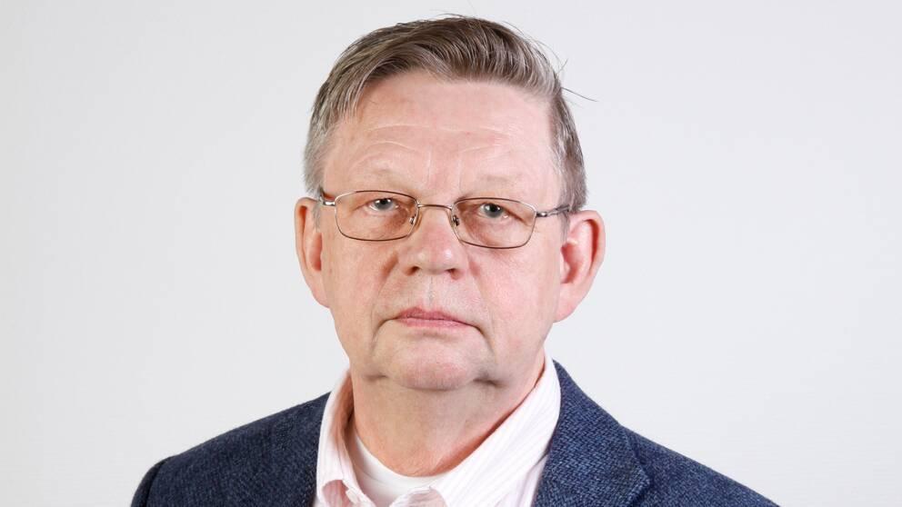 Lennart Helsing, presskommunikatör Trafiksäkerhetsverket