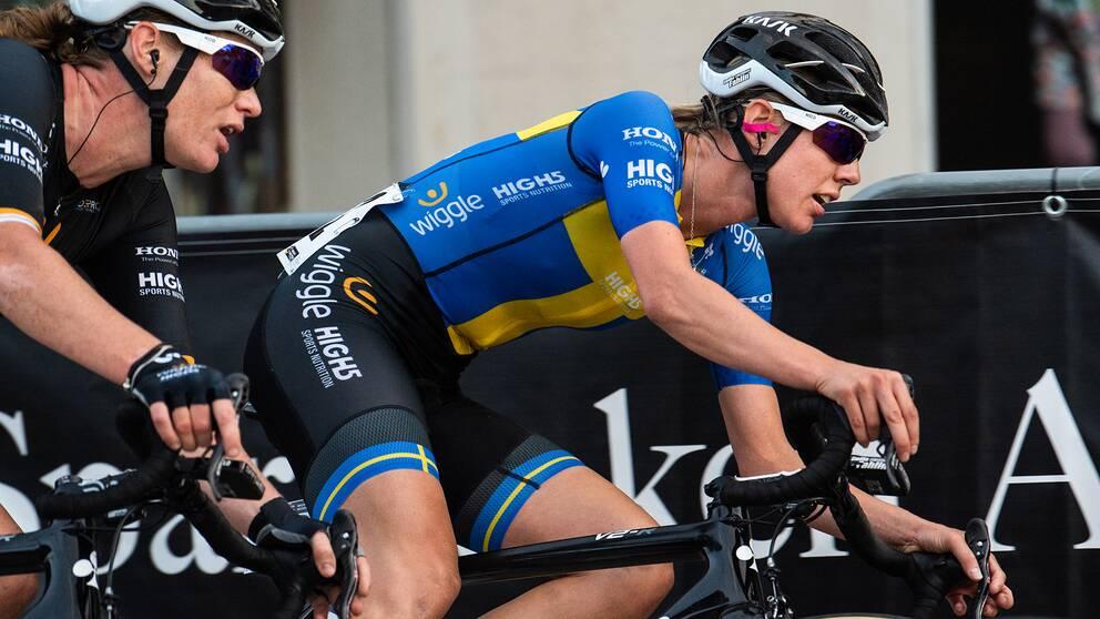 Cykel-VM inleds på söndag och sänds i SVT.