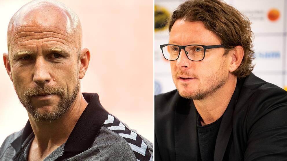 Henrik Rydström och Stefan Andreasson.