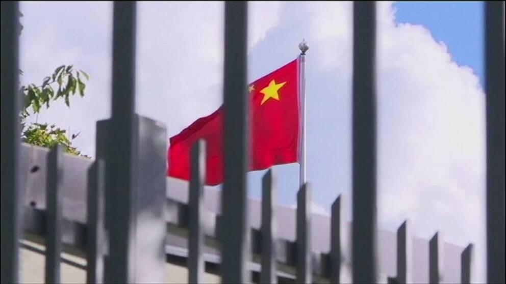 Kina bedriver en unik kampanj mot Sverige, anser forskare från Utrikespolitiska institutet.