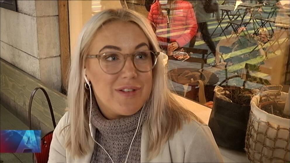 """Linda Eriksson om att jobba till 70: """"Det låter ju helt sjukt"""""""