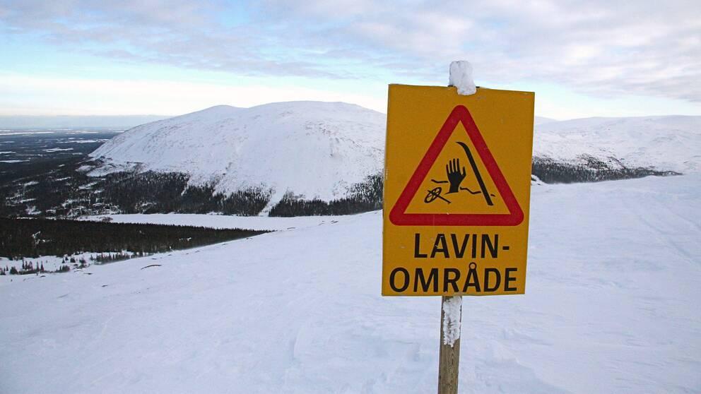 Hittills i år har sju personer förolyckats i svenska fjällområden.