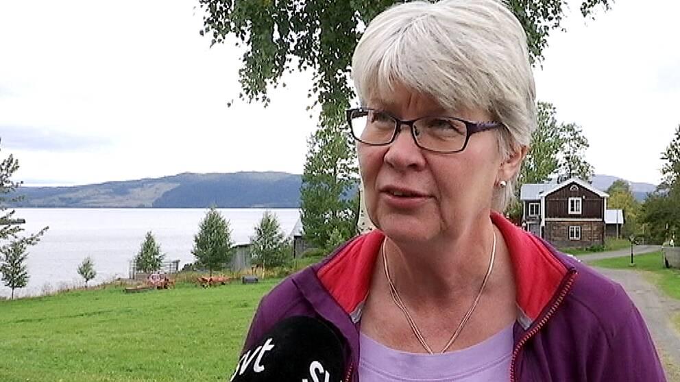 Bild på Ann-Marie Johansson.