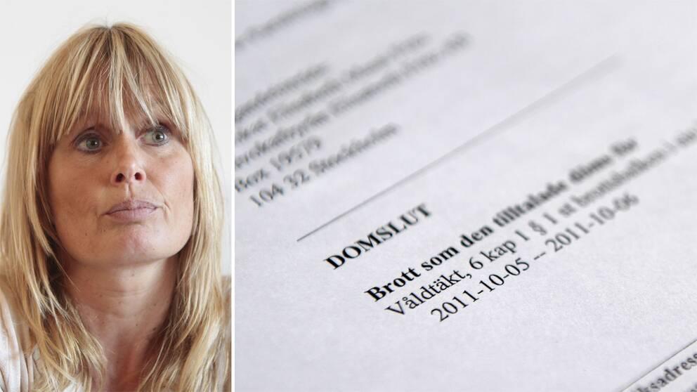 Ulrika Rogland och domen mot den så kallade Kulturprofilen.