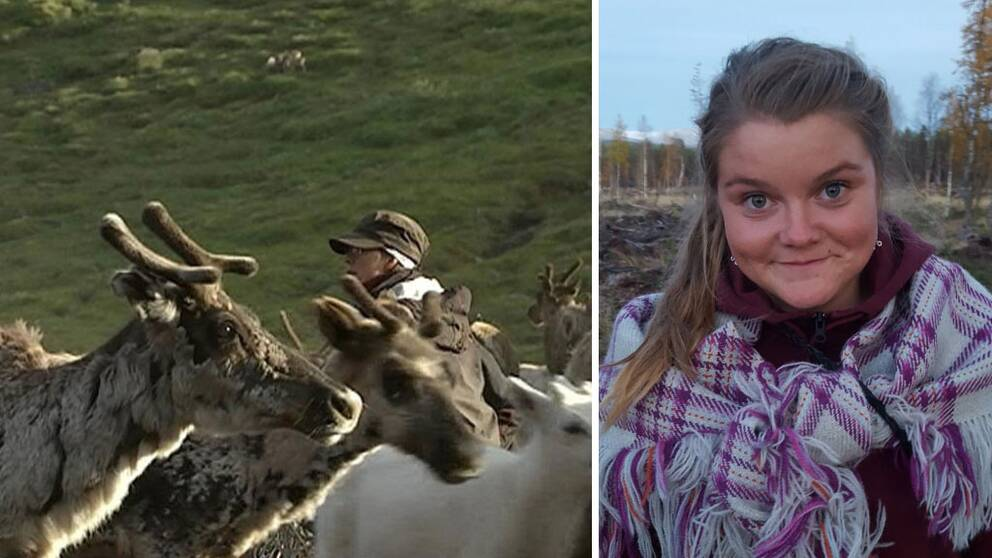 Martina Jonsson renar