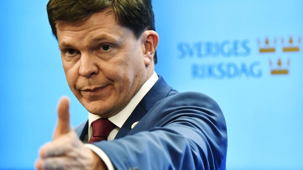 Talman Andreas Norlén