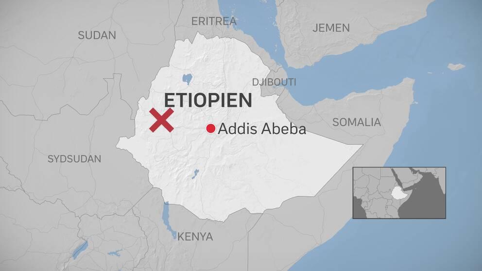 Militarbas i somalia attackerad tiotal doda