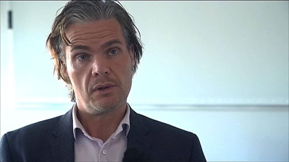 IP Onlys presschef Mikael Karnhill