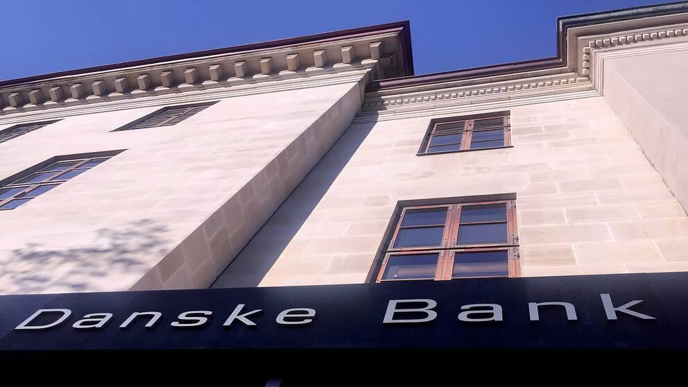 Danske Banks fasad.