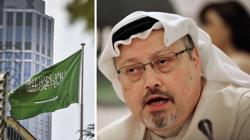 Den saudiske journalisten Jamal Kashoggi har inte setts till sedan han gick in på Saudiarabiens konsulat i Istanbul