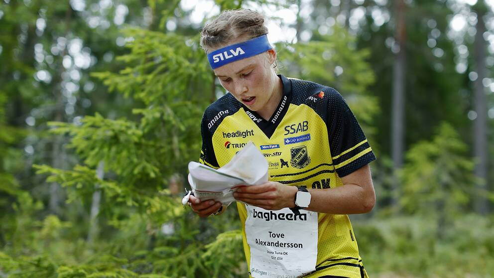 Tove Alexandersson.
