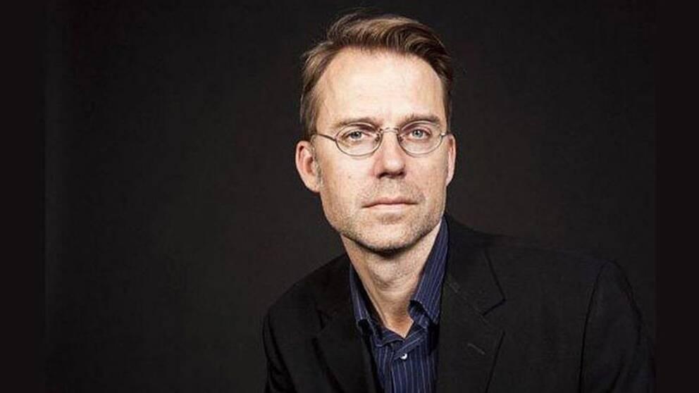 Foto på Mårten Arndtzen SRs konstkritiker
